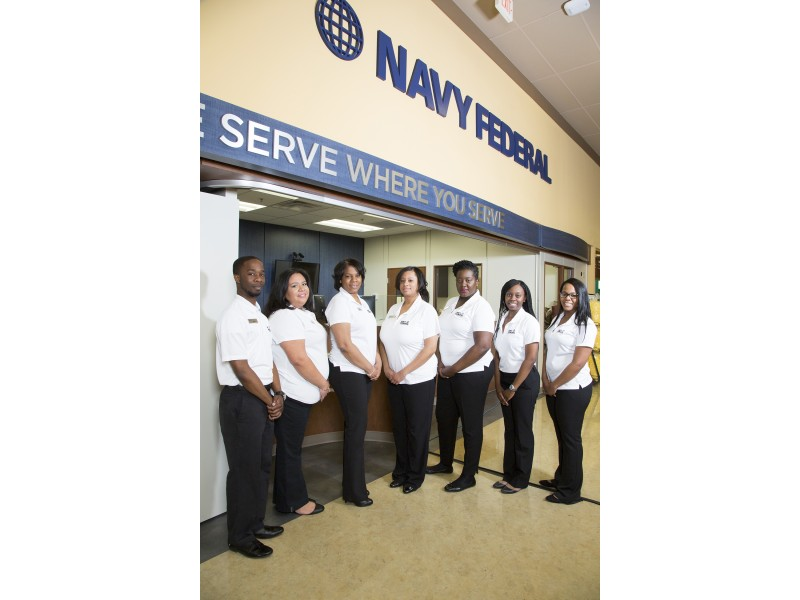 Navy federal opens two bowie branches bowie md patch - Garden state federal credit union ...