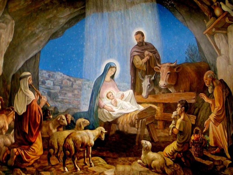 Tableau poétique des fêtes chrétiennes - Vicomte Walsh - 1843 - (Images et Musique chrétienne) 201411547781c452fa2