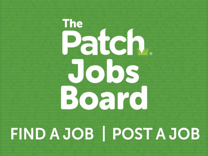 Latest Job Openings In And Near Medford: Patch Jobs Board