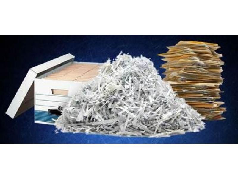 Free Paper Shredding Event Livermore Ca Patch