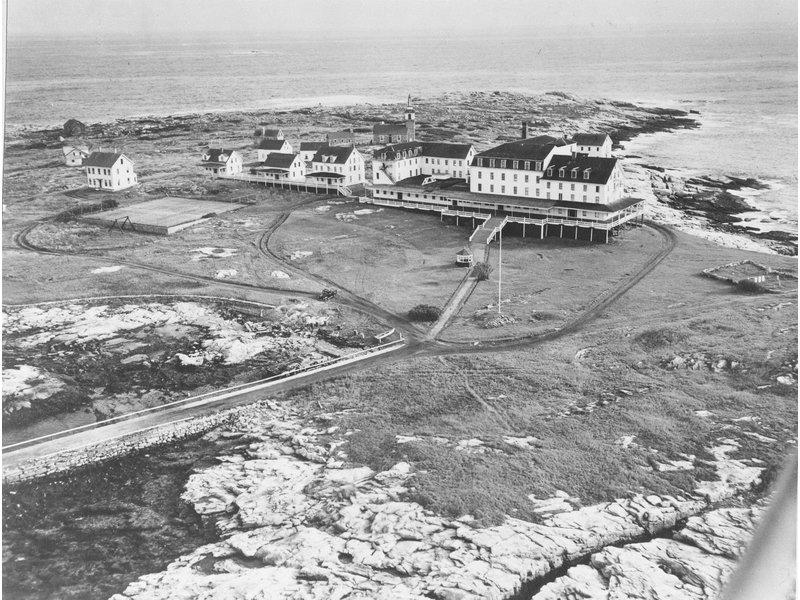 Isles Of Shoals Tragedy 1902 Oceanic Hotel Star Island