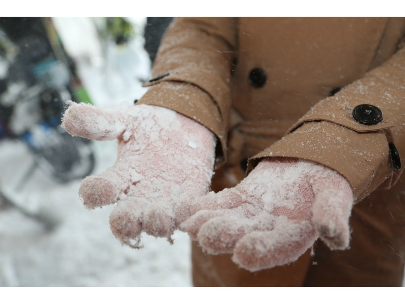 What Degrees Is It Outside >> How Long Can You Stay Outside In Cold Weather Concord Nh Patch