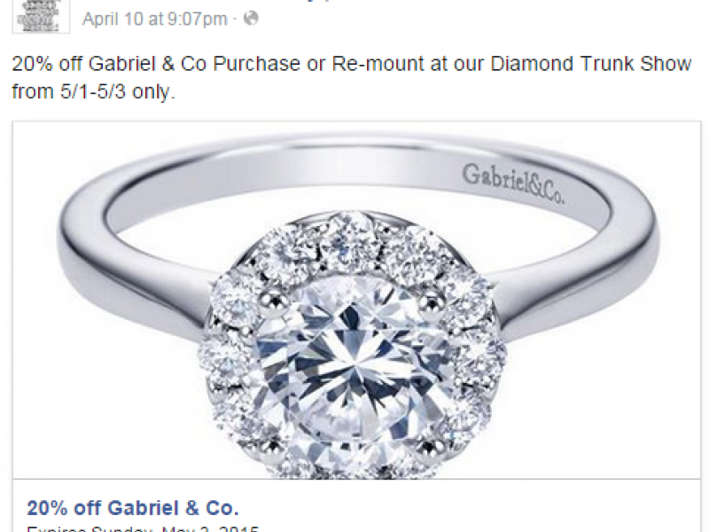 great american jewelry teams up with gabriel co to bring