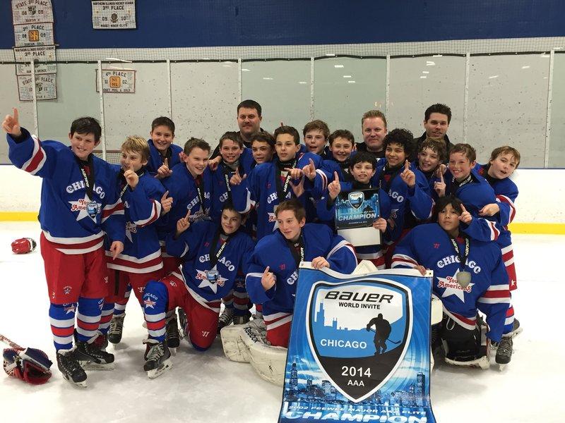 Local Youth Hockey Team receives bid for prestigious World Hockey