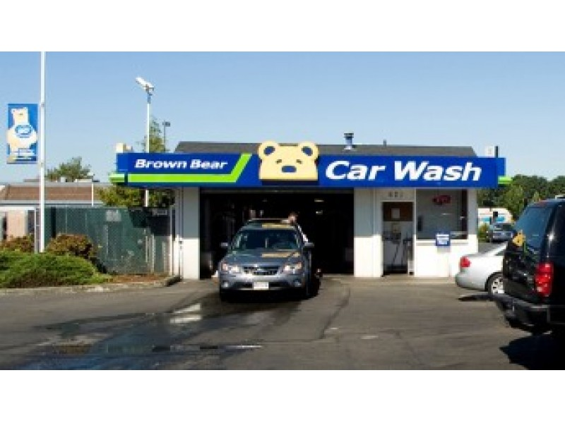 Car Wash Bellevue >> Brown Bear Car Wash opens in Puyallup; new tunnel wash is company's 44th location | Puyallup, WA ...