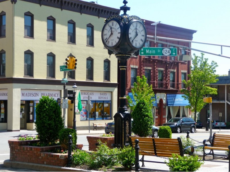 Madison Ranked Among 25 Best U S Small Towns To Live In