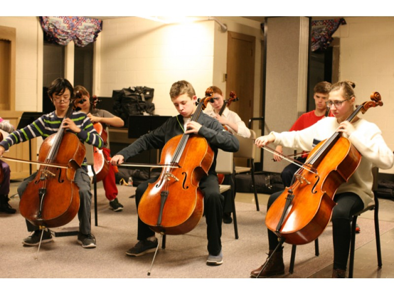 Cellissimo: Local students give concert tour in Canada | Naperville