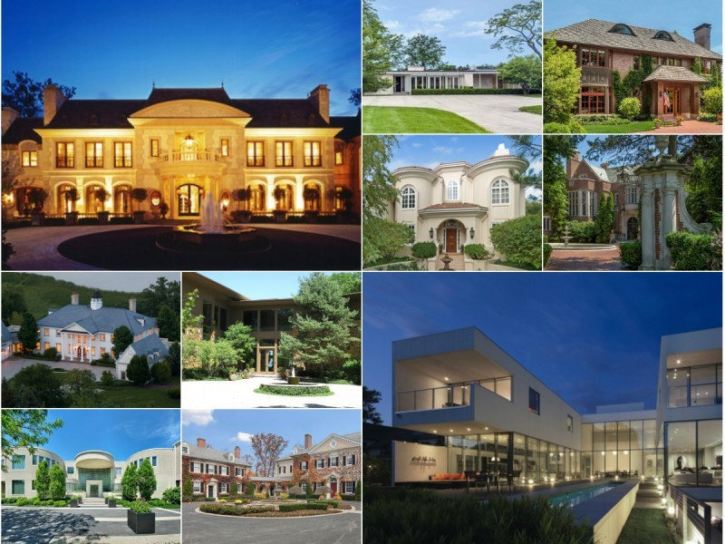 The 5 Most Expensive Homes For Sale In Evanston