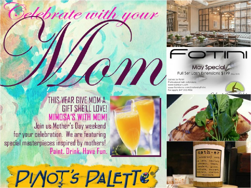 Mother's Day 2015 Specials On The North Shore | Wilmette ...