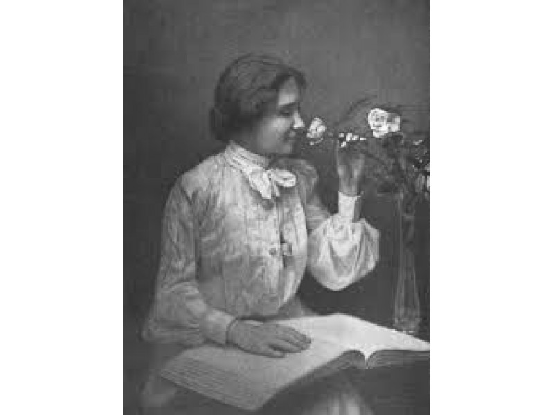 Helen Keller Be Like