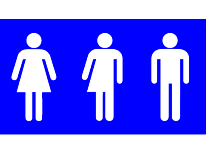 Evanston Becomes 7th US City To Adopt Gender Neutral Restroom Signs