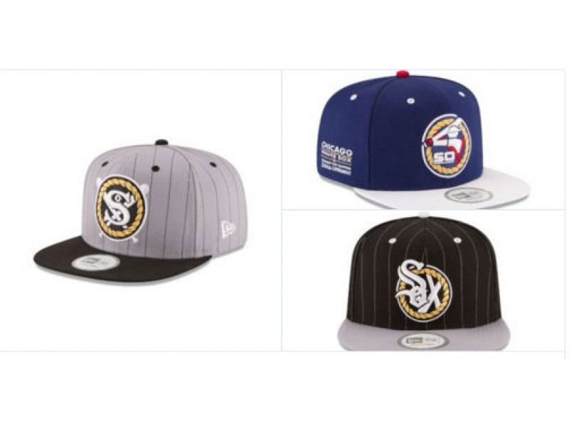 Chance the Rapper Releases New White Sox Cap Designs  cae0b58f975