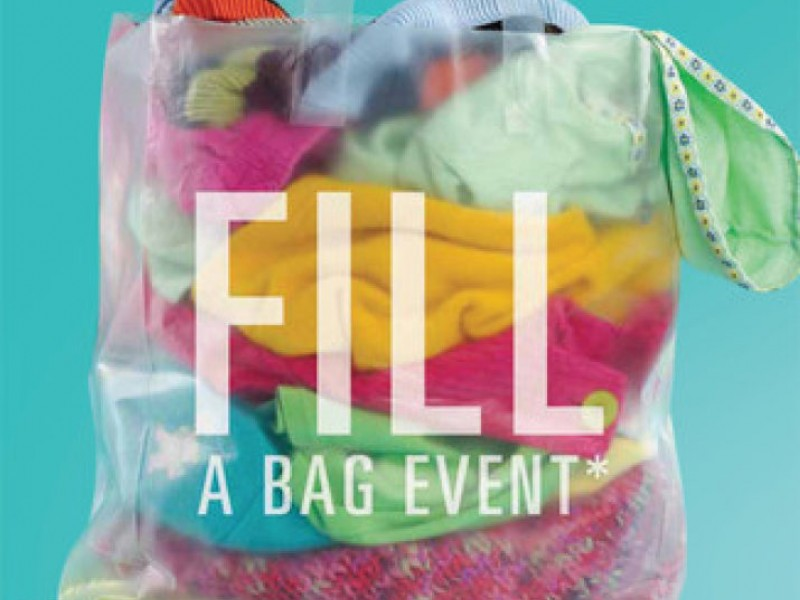 Fill-A-Bag for Five Semi-Annual Sale at Children's Orchard ...