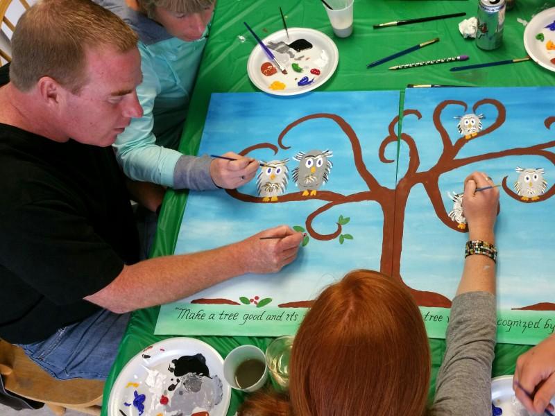 Ideas For High School Painting Projects - Janefargo