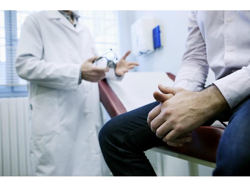 Vīriešu veselības akcijā PĀRBAUDI SAVUS INSTRUMENTUS! aicina nebaidīties no urologa apmeklējuma