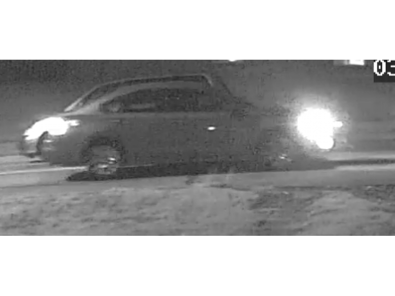 Fire Investigators Want Your Help In Finding Arson Suspect