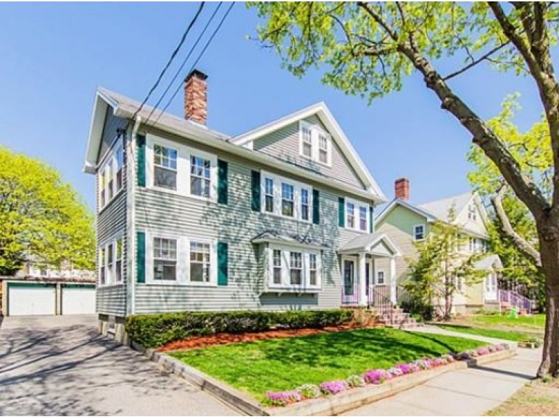 Homes For Sale In Belmont Ma