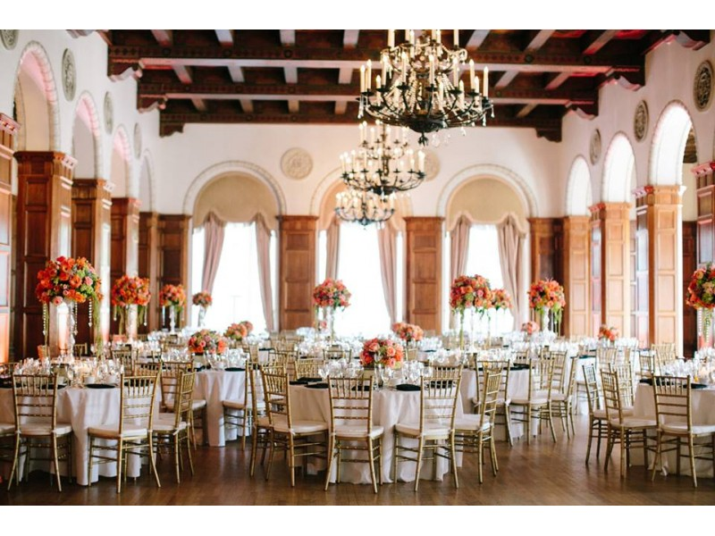 Top Wedding Venues In Los Angeles This Year Los Altos