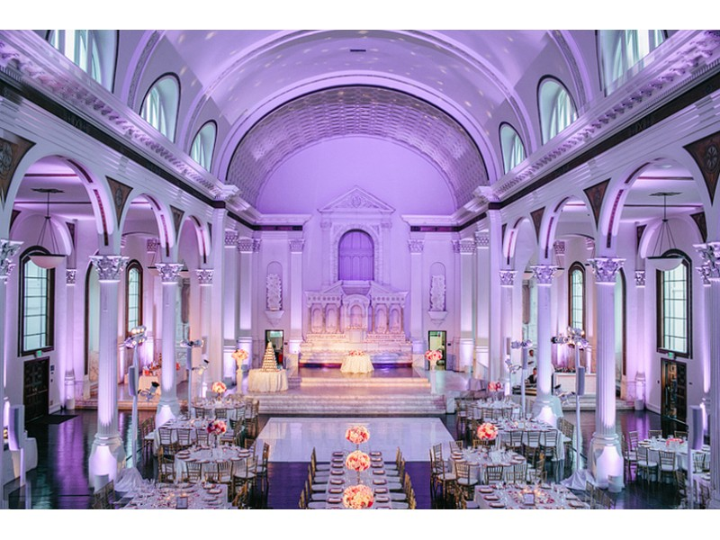 Top wedding venues in los angeles this year los altos for Best wedding places in california