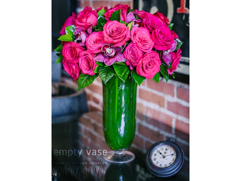 Empty Vase On The Meanings Of 6 Valentines Day Flowers You Never