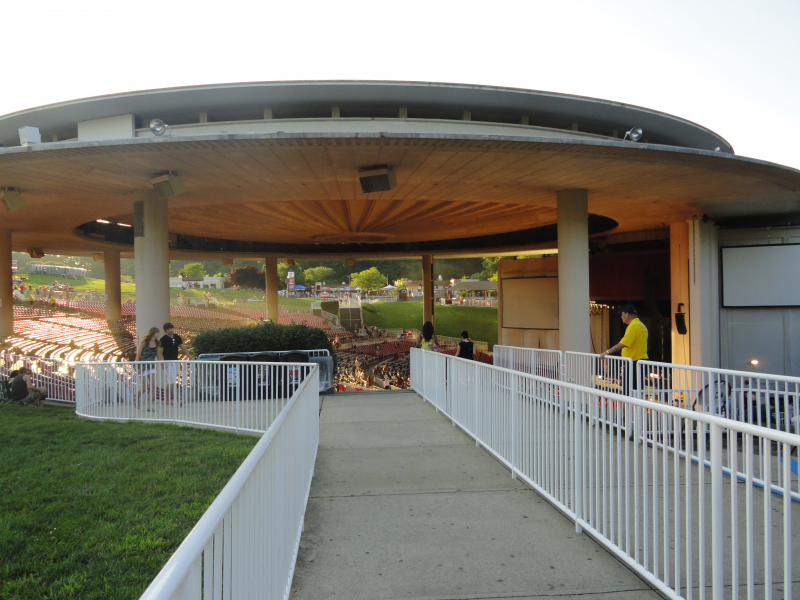 July Concerts At PNC Bank Arts Center