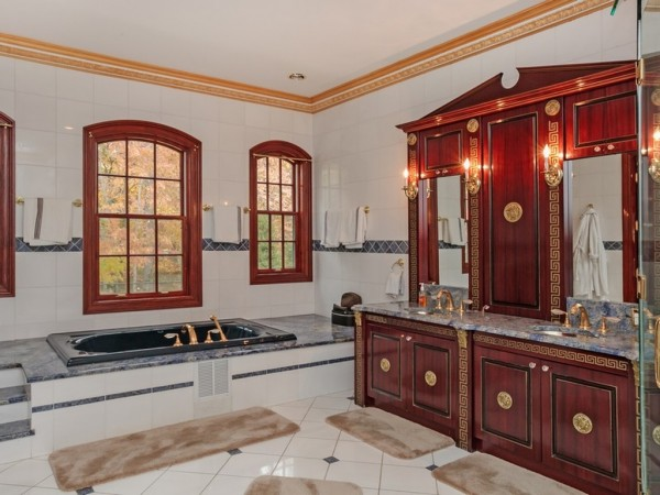 Wow Chef S Kitchen Copper Doors Hand Crafted Molding