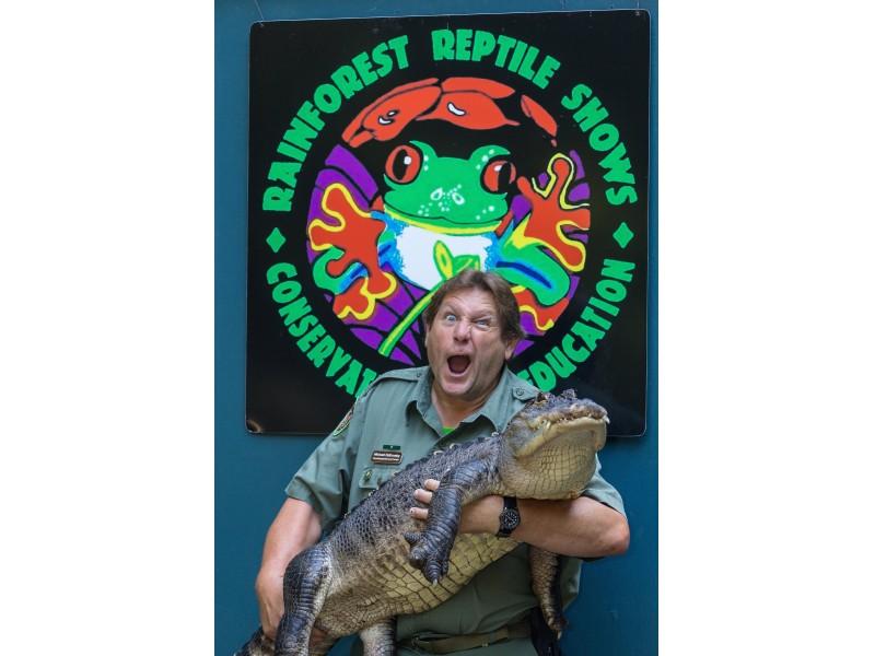 Rainforest Reptiles