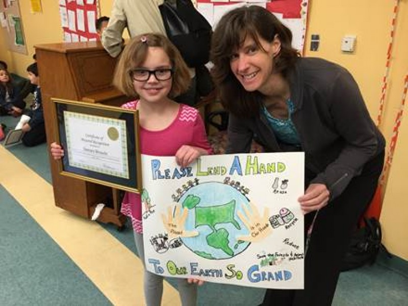 Honoring Earth Day In Hoboken Poster Contest Winners