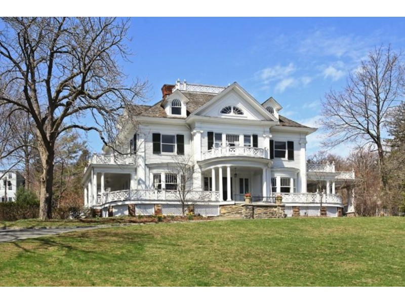 In montclair 2 million home hits market montclair nj for Classic house hits