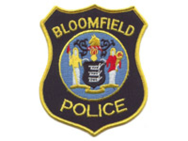 In Bloomfield: Drug Arrests, Stolen Honda, Tool Theft, Jewelry Shoplifting,  Obstruction