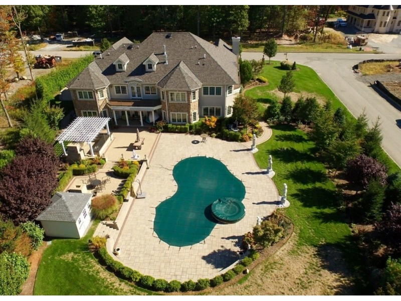Million Dollar Homes In Livingston: Force Hill Road Property Hits Market |  Livingston, NJ Patch