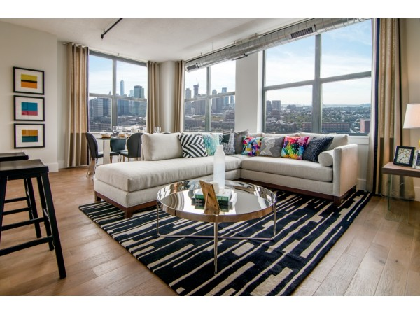 New Luxury Apartments Open Near Hoboken And Jersey City Border Hoboken Nj Patch