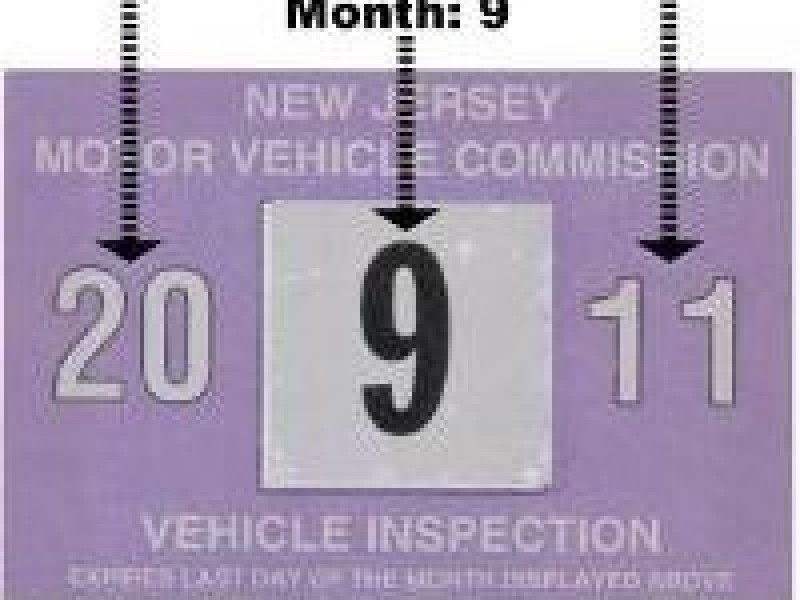 N j will stop tailpipe emission testing for older cars for Motor vehicle inspection nj