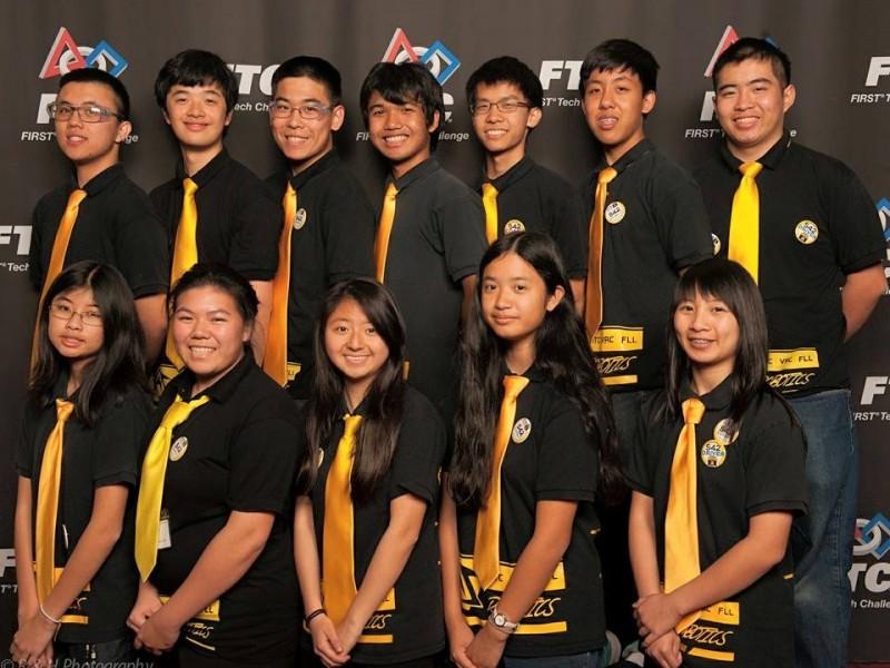 Whitney High School Robotics Team Qualifies For World Championship Cerritos Ca Patch