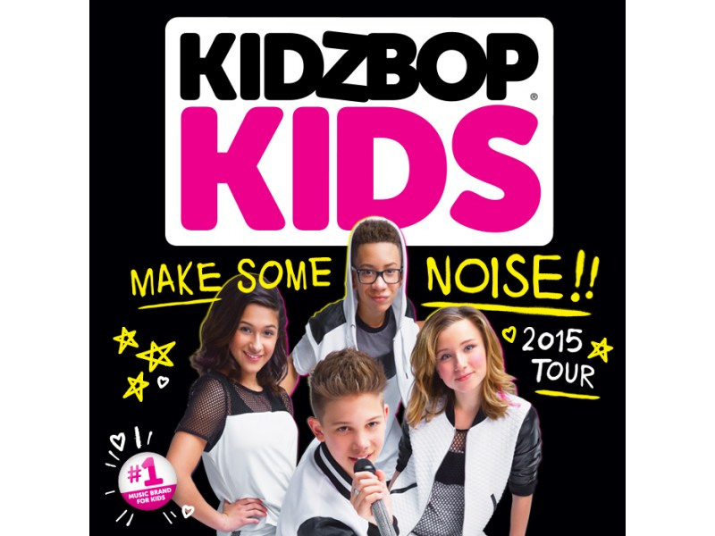 KIDZ BOP Make Some Noise Tour Is Coming to Concord! | Concord, NH Patch