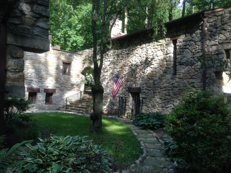 Rustic Stone Villa Among Phoenixville Homes For Sale