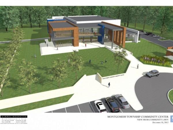 Montgomery county senior centers