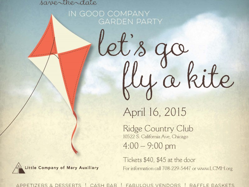 Little Company Of Mary Auxiliary Is Hosting Its 9th Annual In Good
