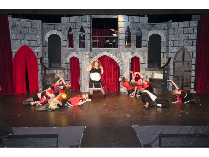 Hickory Community Theater Rocky Horror Picture Show