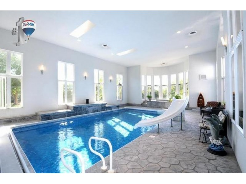 House: Indoor Pool, Home Theater | Naperville, IL Patch