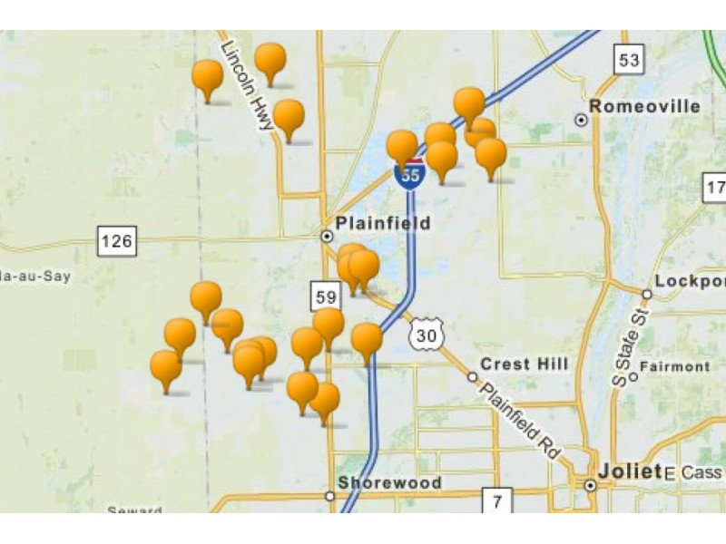 englewood co sex offender maps in Naperville