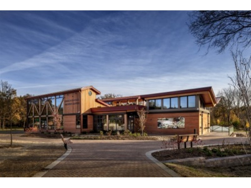 Knoch Knolls Nature Center Wins Fourth Award In 2015