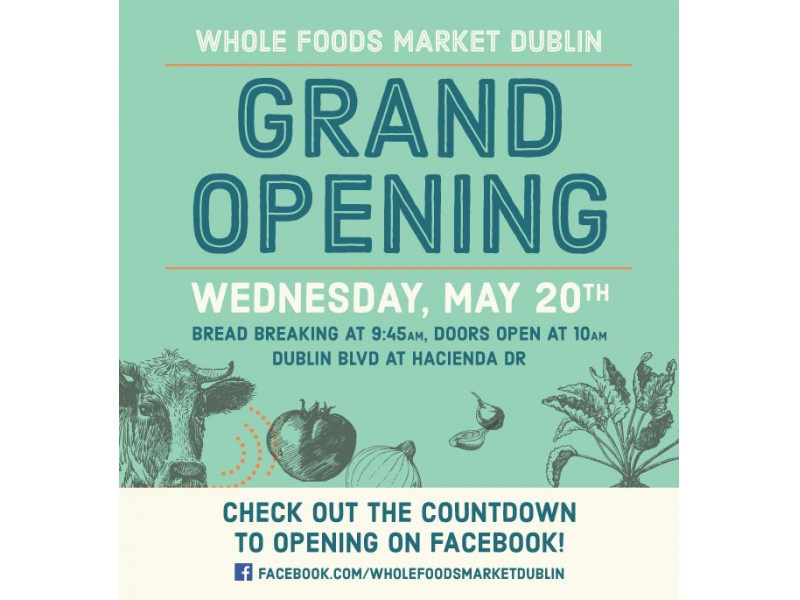 Whole Foods Grand Opening