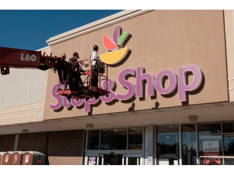 Stop shop to hold grand opening of new south orange supermarket on friday october 23rd for Stop and shop springfield gardens
