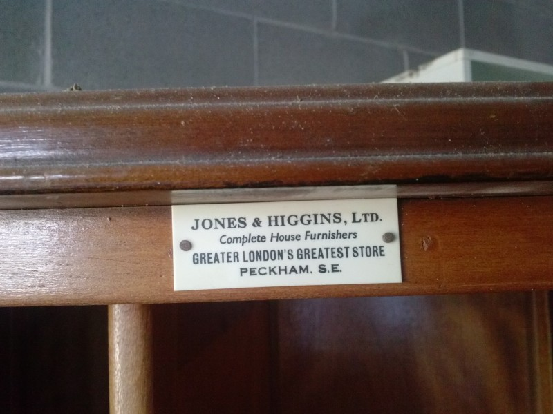 Genial Antique Jones And Higgins Armoire | Dacula, GA Patch