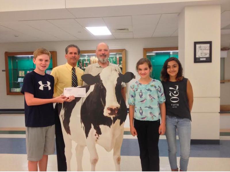Region 15 School Earns A Rewards Woodbury Ct Patch