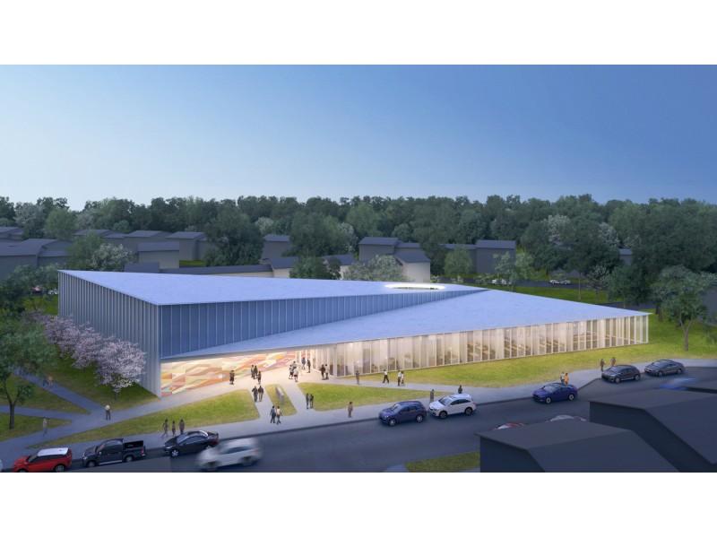 Ikon.5 Architects Receives AIA NJ Merit Award For Newark Community Center