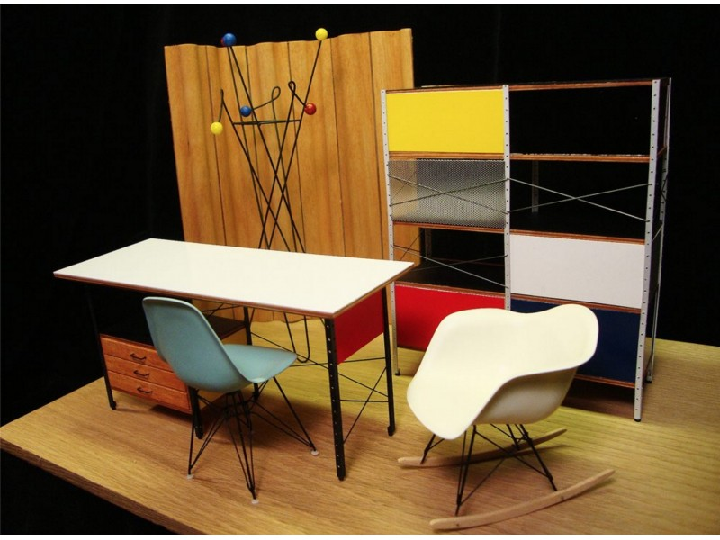... The Zen Artistry Of Michael Yurkovic: A Fusion Of Mid Century Modern/ Atomic ...