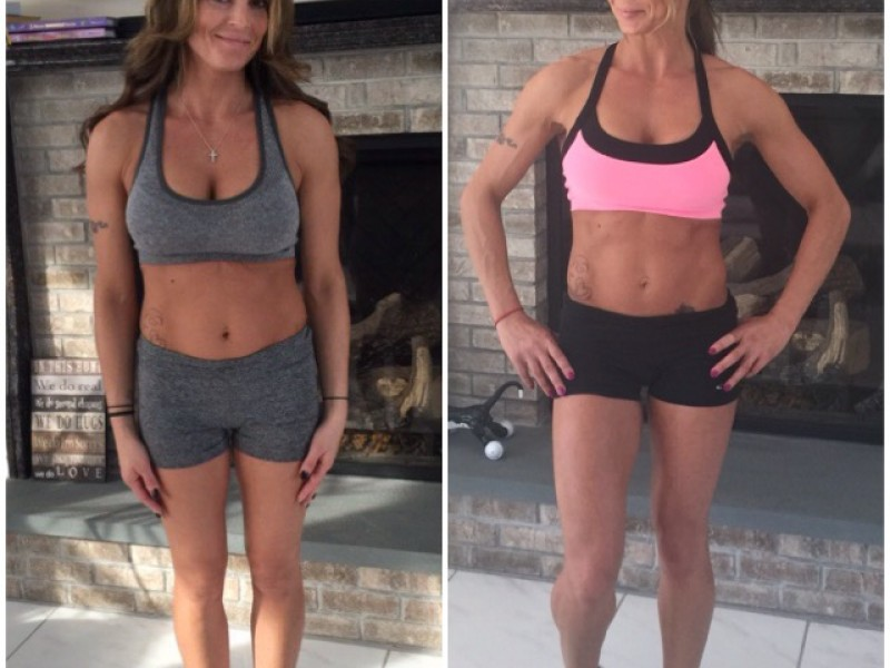 8e5d9322cb0cc Smithtown Mom Takes 4th place in an East Coast Fitness Competition ...