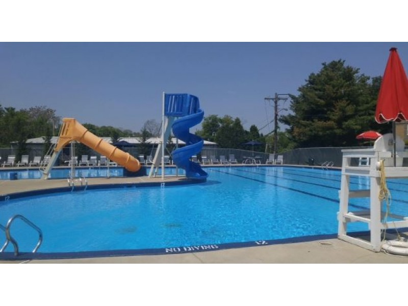 Waltham ymca outdoor pool now open waltham ma patch for Outdoor pools open